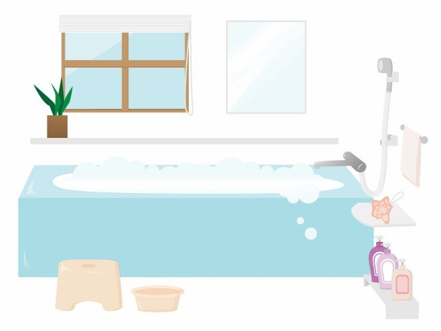 大掃除で浴室の天井をきれいにしたい!