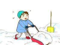北海道の冬対策