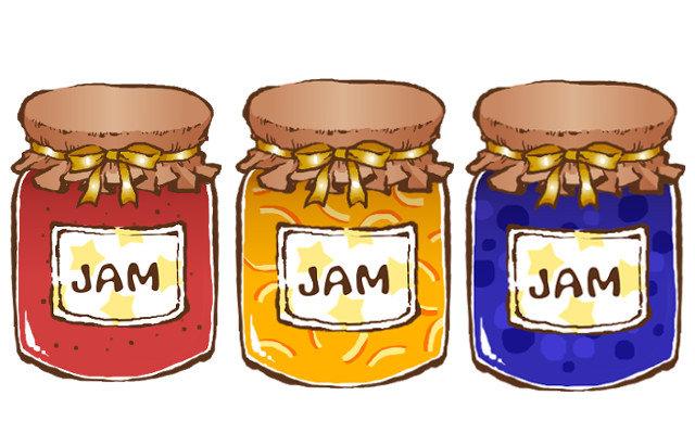 手作りジャムの作り方、日持ち、保存方法が知りたい!