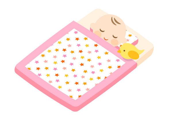 1歳の赤ちゃんに枕は必要?なくても大丈夫?頭の形が心配。