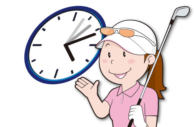 ゴルフはどれくらい時間が掛かるの?フルとハーフの所要時間の目安が知りたい