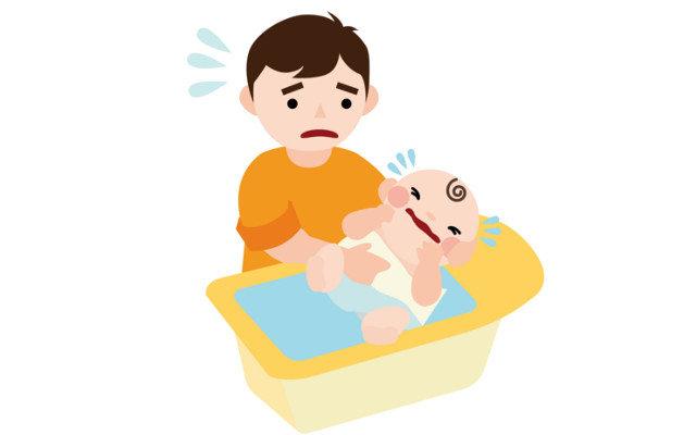 赤ちゃんを一人でお風呂に入れる手順を教えて!