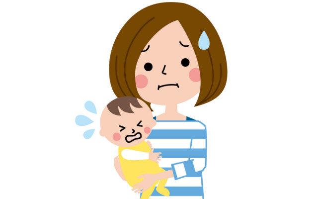 1歳の子の人見知り、場所見知りが激しく大泣き!どうすればいいの?