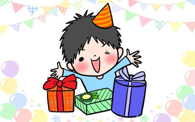4歳の男の子への誕生日プレゼント。何が喜ばれる?