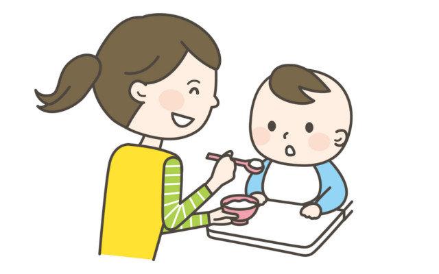 離乳食初期の進め方が知りたい。量や回数はどれくらいが目安?