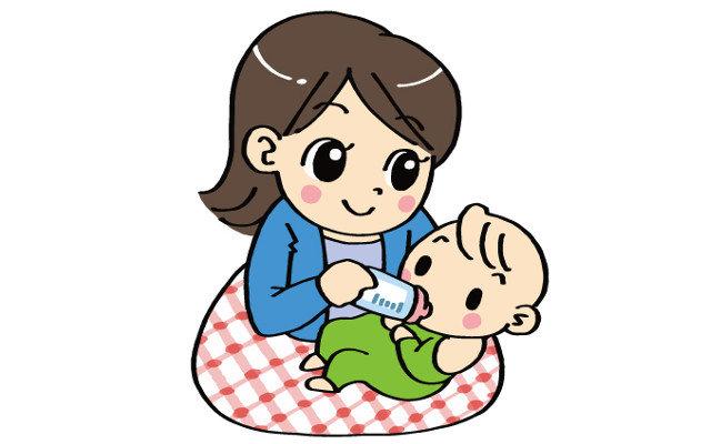 赤ちゃんのミルク。飲みすぎやあげすぎってどのくらい? 目安が知りたい!
