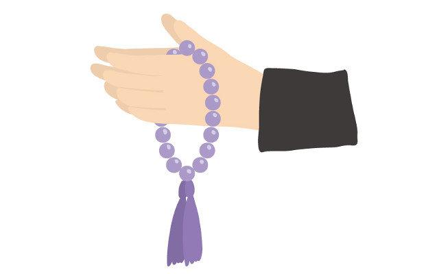 数珠の持ち方・選び方。宗派や男性と女性で違うの?珠の数や色に意味はあるの?