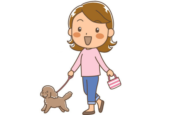 小型犬の散歩。距離や時間はどれくらい必要?