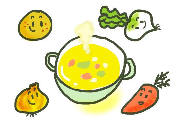 野菜スープの味付けをコンソメ以外にバリエーションを増やしたい!