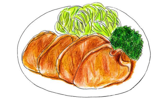 生姜焼きは小麦粉や片栗粉を振った方がいいの?