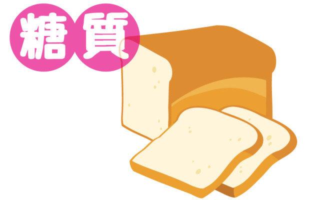 食パン1枚の糖質はどれくらい?種類で変わるの?