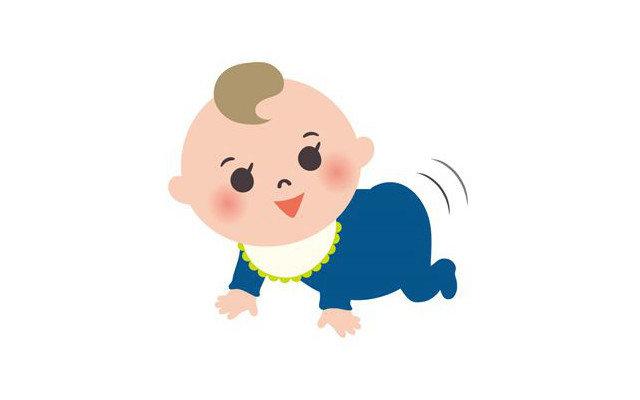 赤ちゃんが四つん這いでゆらゆら前後に揺れる。この行動は何?ハイハイの前兆?