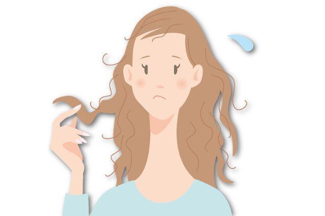 産後の髪がパサパサ・ゴワゴワで、うねりも!手入れの仕方をおしえて!