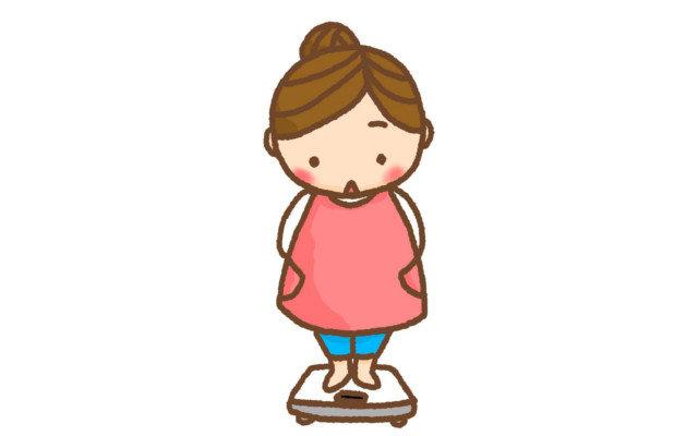 妊娠中の体重管理で苦戦!ストレスをためないコツはこれ!