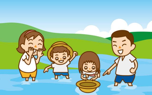 夢前川で川遊び!河川敷でバーベキューはできる?