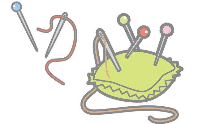 縫い針の正しい保管方法とは?さび防止はどうする?正しい捨て方も知りたい。