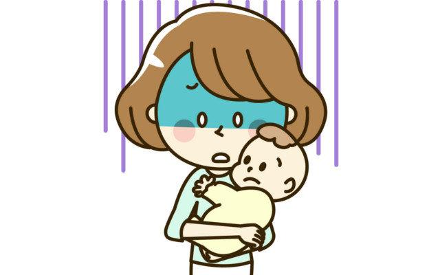 赤ちゃんの首が臭い!すっきり解決する方法とは?