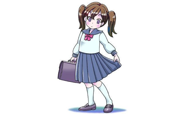 制服のプリーツスカートを裾上げするには?ミシンが無くても手縫いでできる?