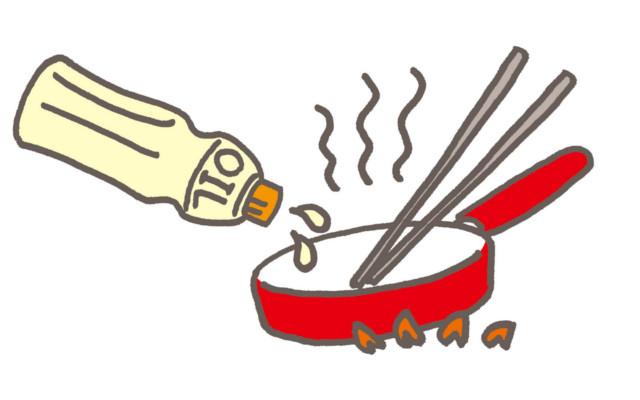 オムレツは油とバターとどちらを使った方がいい?違いは何?