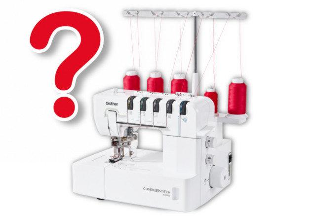 ロックミシンの針が折れる!取り替えた後、縫えない!原因は何?