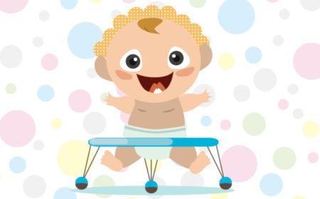 赤ちゃんの歩行器は必要?メリットとデメリットが知りたい