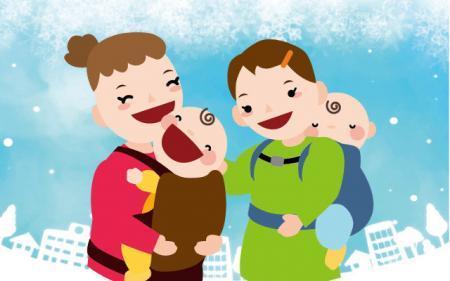 おんぶ・抱っこ紐の防寒対策。ママと赤ちゃん、冬のお出かけの注意点とは?