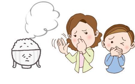 冷凍ご飯が臭い!原因は何?防ぐにはどうすればいい?