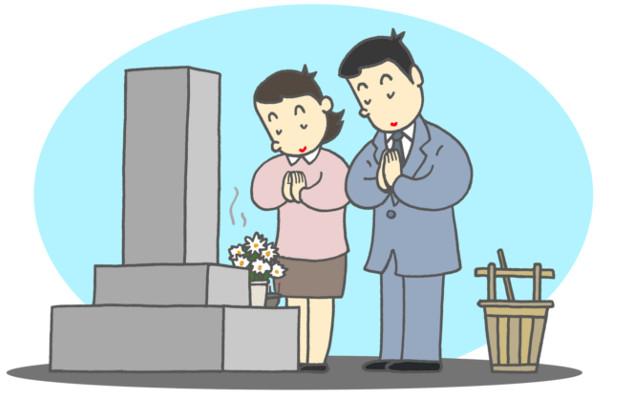 義実家のお墓参りって、普通するもの?断るのは変?
