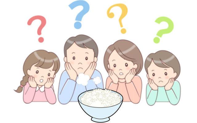 お茶碗1杯のお米は何粒?稲穂は何本必要?