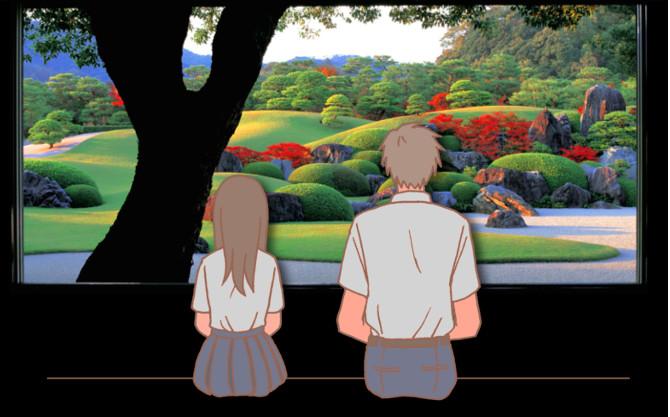 島根県にある世界一の庭園って?