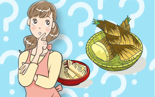 筍はあく抜きしないとどうなる?米ぬかがないとあく抜きはできない?