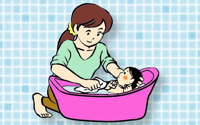 ワンオペ育児のお風呂が大変!おすすめの方法は?
