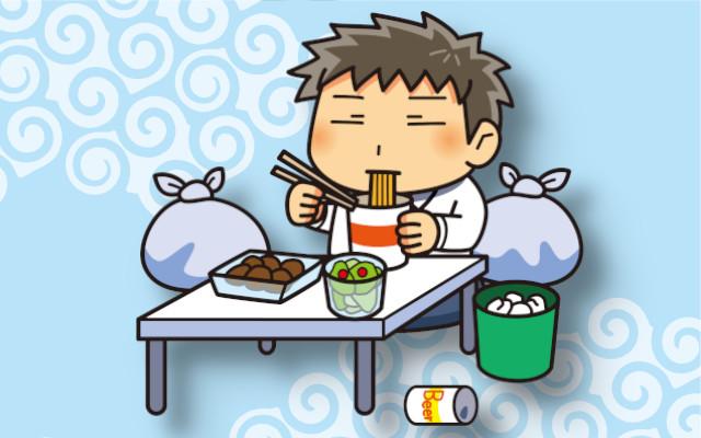 一人暮らしの食生活ぼろぼろでやばい!栄養バランスのコツを教えて!