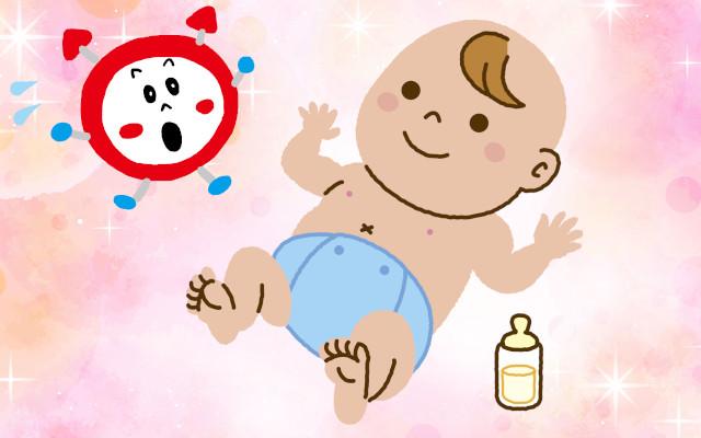 赤ちゃんの授乳時間がどんどん短くなってきた!このままで大丈夫?