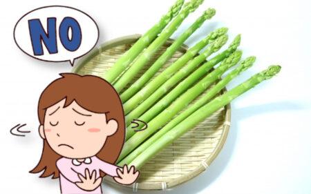 アスパラガスが苦手!嫌い!美味しく食べる方法はあるの?