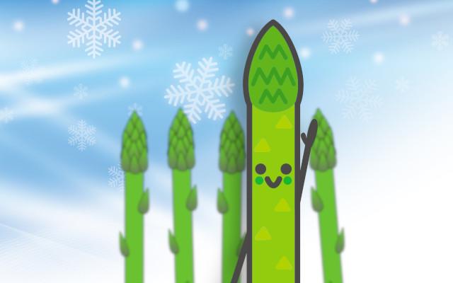 アスパラガスの冬支度の方法を教えて!