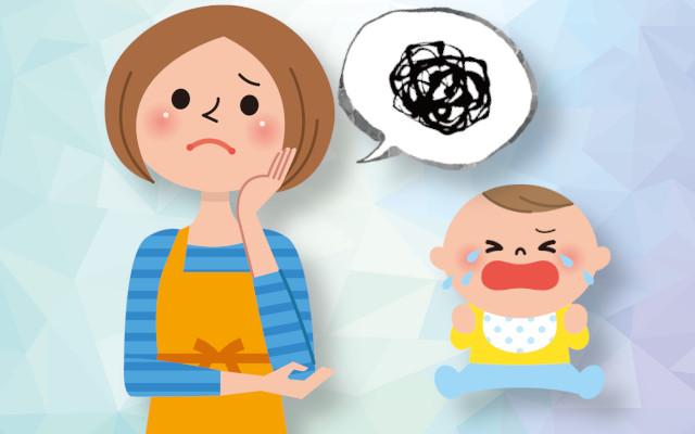 離乳食の準備中に赤ちゃんが泣きだした!どうすればいいの?