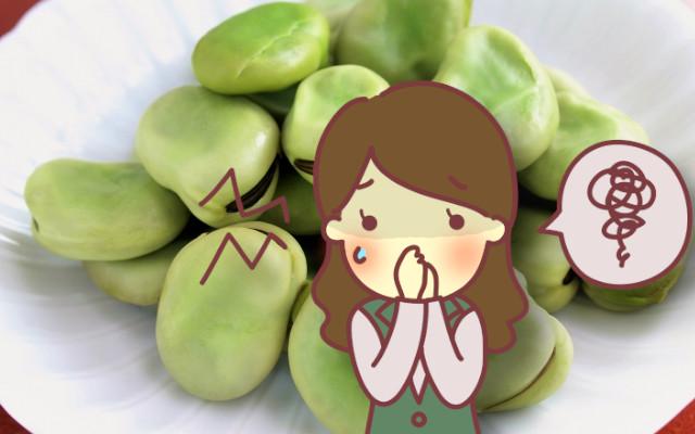 そら豆を茹でた匂いが臭くて苦手?何とかできないの?