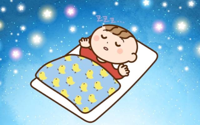 赤ちゃんは部屋が暗い方が安眠できるの?ベビーベッドや布団の周りだけ暗くしたいときはどうする?