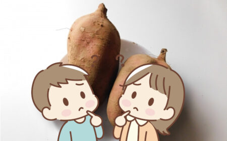 安納芋と蜜芋は違うもの?