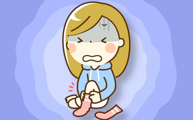 靴下を洗濯したらパリパリ・ごわごわに硬くなる!どうすればいいの?